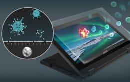 Swift 5: Acer lança 1º notebook com tecnologia antimicrobiana no Brasil