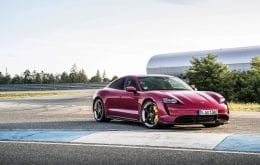 Porsche anuncia Taycan 2022, eléctrico con versión rosa fuerte