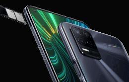 Realme 8 5G chega ao Brasil com tela de 90 Hz, bateria de 5.000 mAh e mais