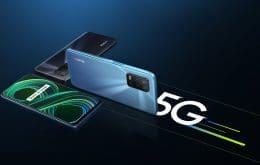 Review | Realme 8 5G torna as redes 5G mais acessíveis