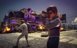 'Saints Row: The Third Remastered' pode ser baixado grátis na Epic Games Store
