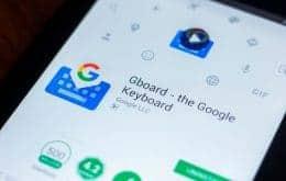 Samsung Galaxy S21 Ultra recebe atualização de teclado do Android 12