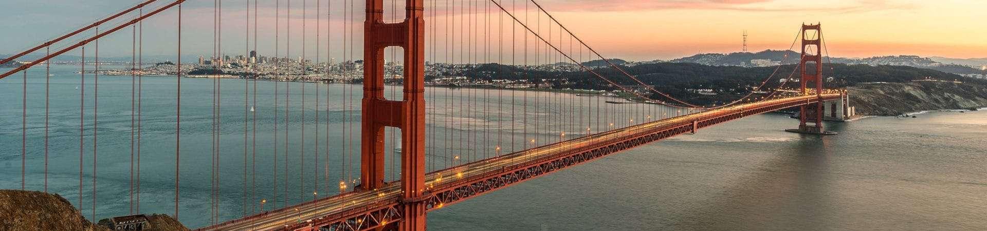 San Francisco, que recebe táxis robóticos da Waymo