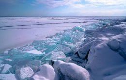 """Ferramenta de IA vai ajudar a prever perda de """"mar de gelo"""" na região ártica"""