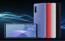 Sony lança nova versão do Xperia 10 III