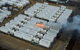 Dos baterías Tesla Megapack se incendian en Australia en medio de pruebas