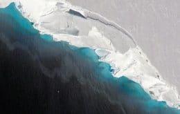 """Temperatura interna da Terra vem afetando a """"geleira do fim do mundo"""" na Antártida"""