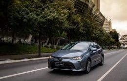 Toyota Corolla alcança marca de 50 milhões de unidades vendidas no mundo