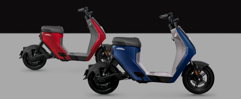 Scooter U-BE