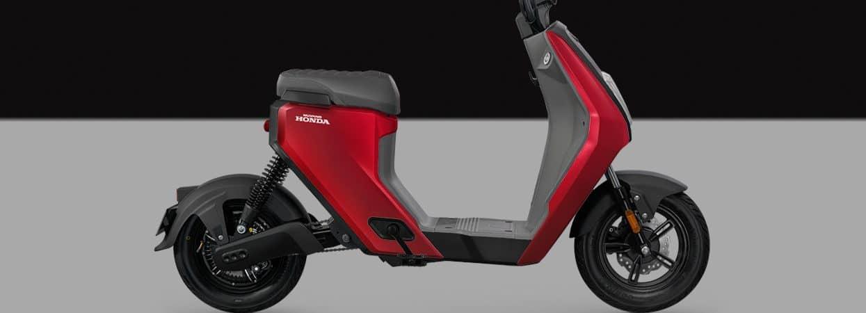 Scooter Honda U-BE, super barata