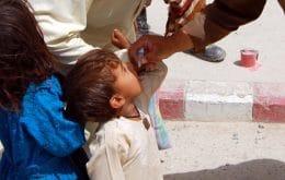 Com Talibã no poder, Afeganistão teme descontrole da poliomielite