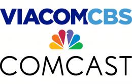 Comcast e ViacomCBS vão lançar nova plataforma de streaming em 2022