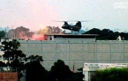 Helicóptero usado em Cabul esta semana também atuou em 1975 na fuga de Saigon, no Vietnã