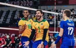 Olimpíadas de Tóquio: veja onde assistir Brasil x Rússia ao vivo