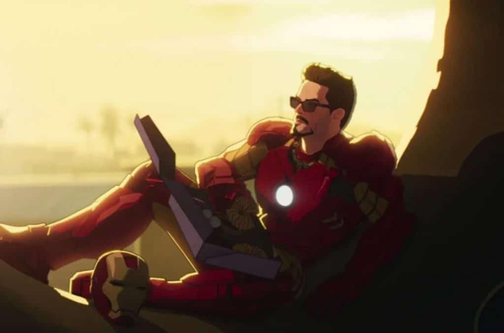 what if - homem de ferro