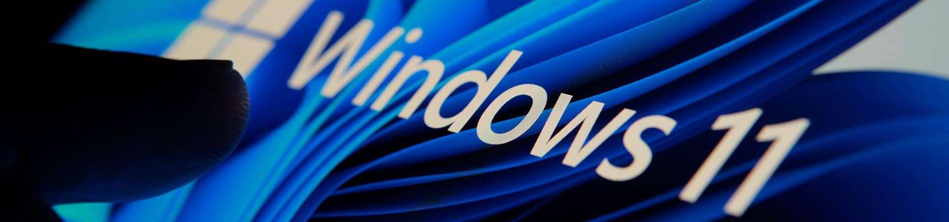 Microsoft confirma la fecha de lanzamiento de Windows 11 para el 5 de octubre. Imagen: worldly / shutterstock