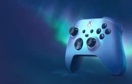 Xbox lança controle edição especial na cor Aqua Shift