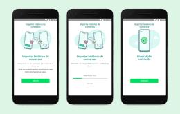 WhatsApp começa a liberar migração de conversas entre iOS e Android para todos os usuários