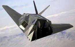 EUA ressuscita caça 'invisível' F-117 para uma missão nada glamurosa