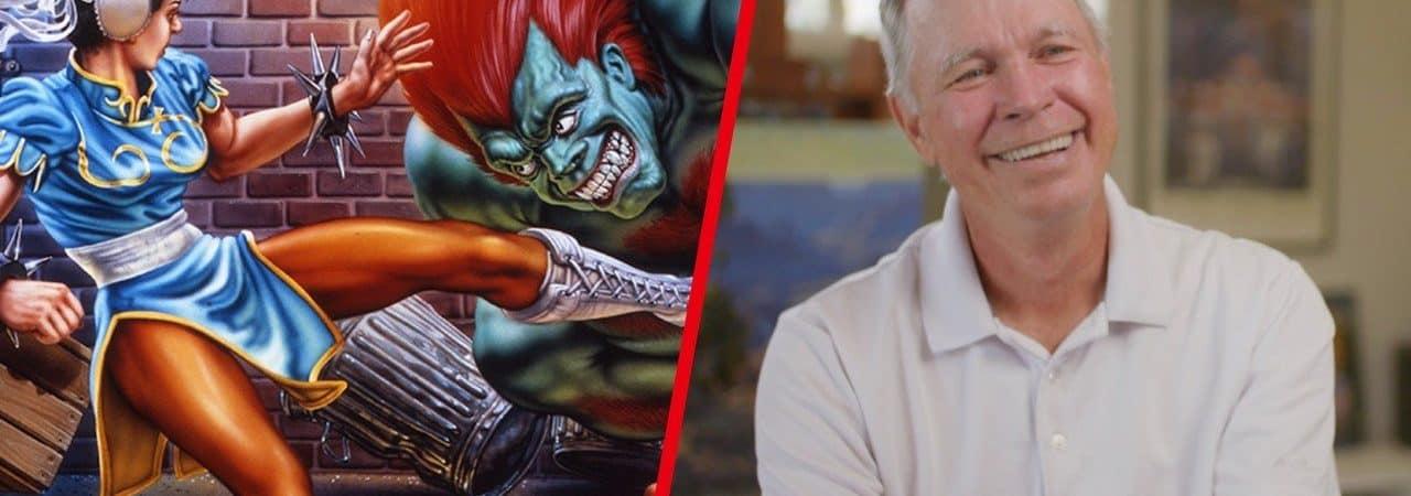 Mick McGinty, icônico artista de games dos anos 1990, morre aos 69 anos. Imagem: Montagem/Nintendo Life Blast/Reprodução