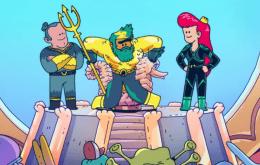 """'Aquaman: King of Atlantis': animação infantil """"fofa"""" do HBO Max ganha trailer"""