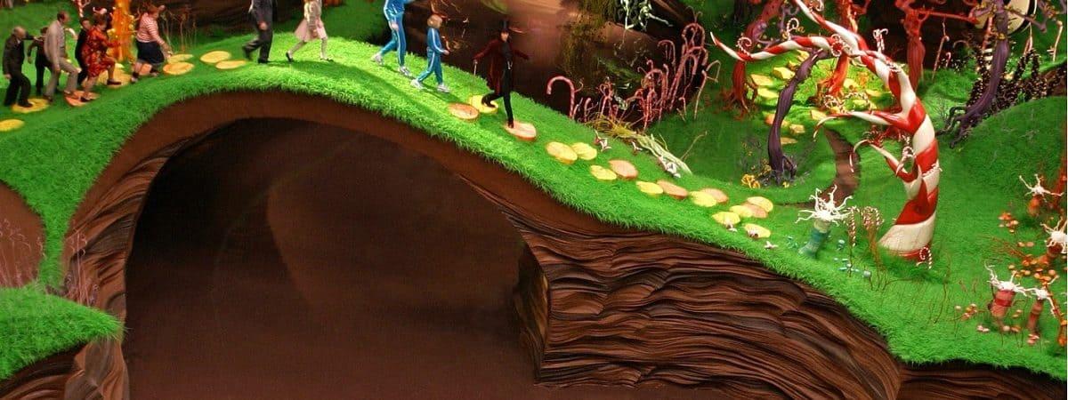 O filme 'A Fantástica Fábrica de Chocolate' é baseado na obra de Roald Dahl
