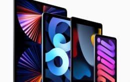 Apple anuncia novo iPad com chip A13 Bionic