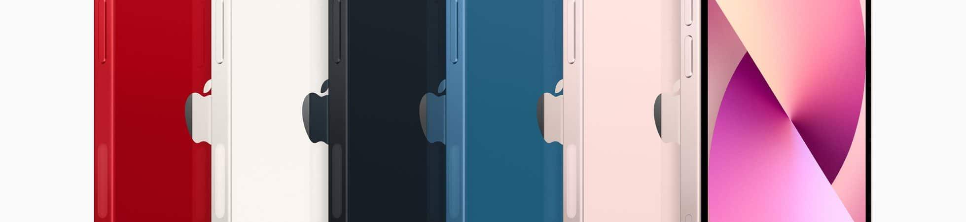 iPhone 13 (Imagem: divulgação/Apple)