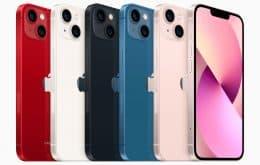 Apple revela as especificações de bateria do iPhone 13