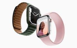 Apple Watch Series 7 tem tela maior e é muito mais resistente