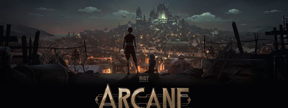 Arcane, série de League of Legends da Netflix