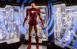 Brasileiro desenvolve armadura do Homem de Ferro e pretende voar com ela
