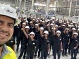 100% feminina: montadora indiana Ola vai ter fábrica operada só por mulheres