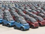 Governo acha que a China já tem 'carros elétricos demais'