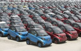 Government thinks China already has too many electric car factories