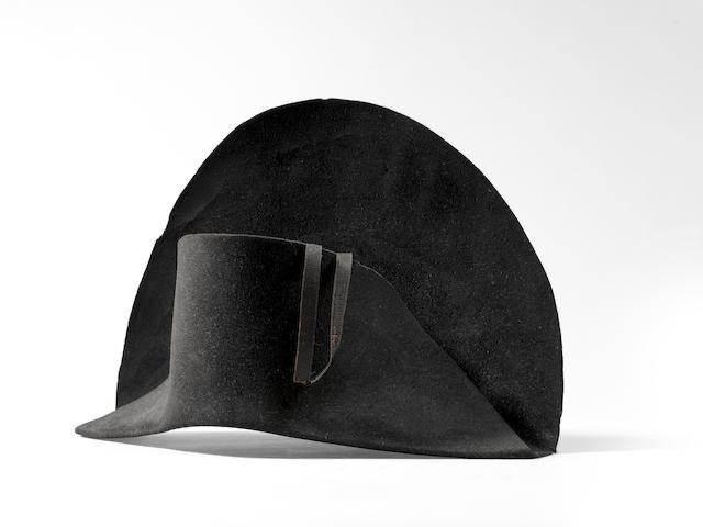 Chapéu que pertenceu a Napoleão Bonaparte