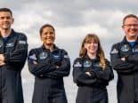 Direto do domo: SpaceX compartilha vídeo da Terra vista da nave da Inspiration4