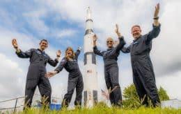 Inspiration4: voo civil da SpaceX repercute nas redes sociais antes do lançamento