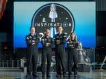 Inspiration4: você é capaz de adivinhar uma das principais refeições do voo civil da SpaceX?