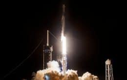Inspiration 4: missão civil da SpaceX chega à órbita da Terra