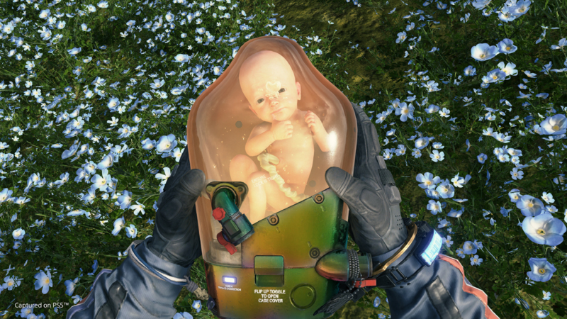 REVIEW DEATH STRANDING