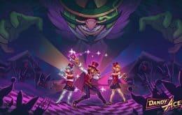 Jogo brasileiro 'Dandy Ace' chega ao Xbox One e Nintendo Switch