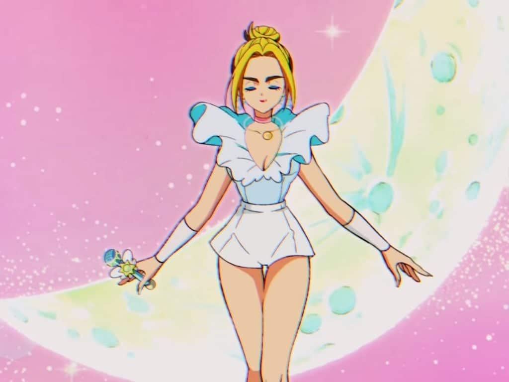 Dua Lipa como Sailor Moon