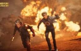 Mais ação: game 'Free Fire MAX' chegou nesta terça-feira