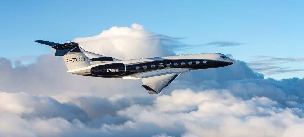 G700, da Gulfstream