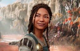 'God of War: Ragnarok': personagem negra é vítima de racismo por jogadores