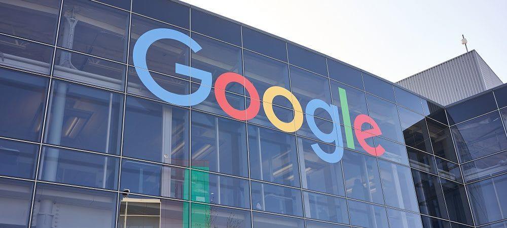 fachada empresa Google