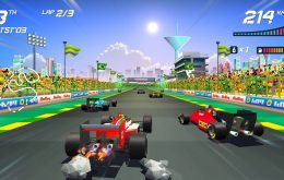 Expansão 'Senna Sempre' chega nesta quarta-feira ao 'Horizon Chase'