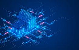 Redes domésticas como ponto de acesso a dados corporativos