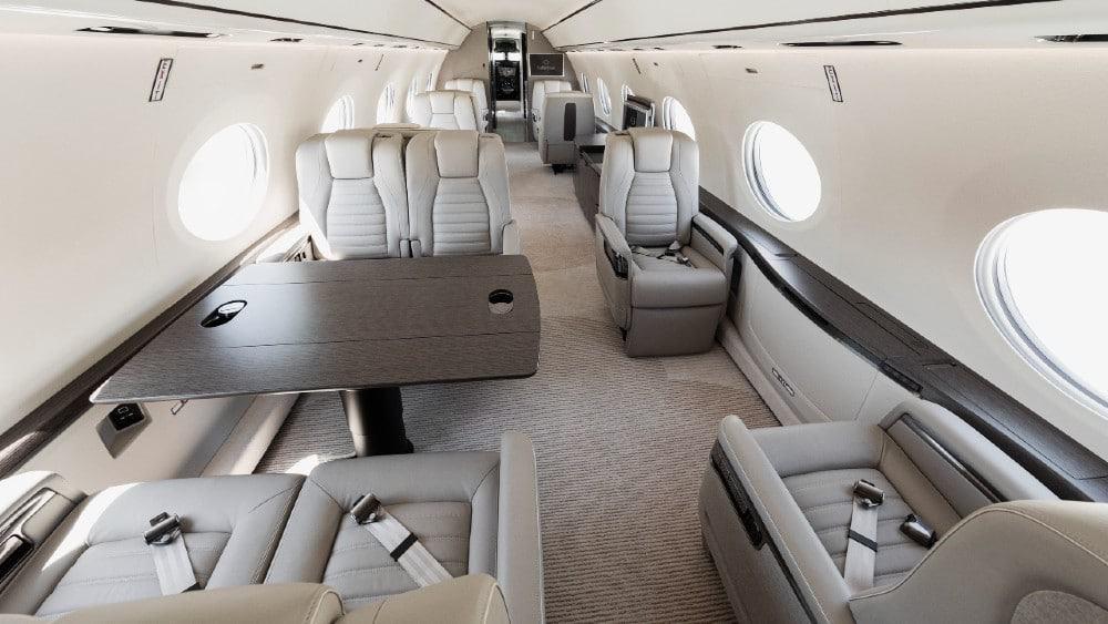 Interior do G700
